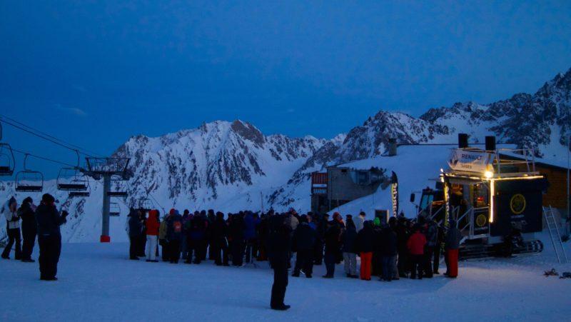 Seminaire-pyrenees-La Mongie-team-building-activite-biathlon-visite-pic-du-midi-emotion-tourmalet-aperitif-agence-evenementielle-erronda-pays-basque-voyage-11