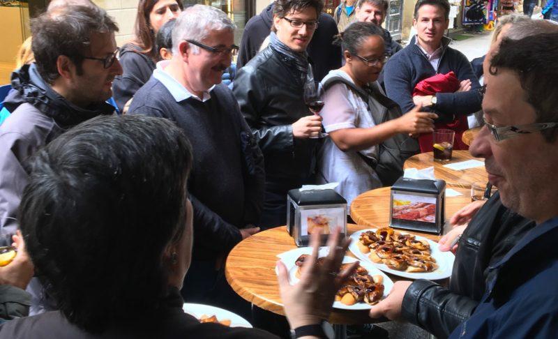 seminaire saint sebastien san sebastian incentive croisiere voilier pays basque semana grande san sebastian feux artifices basque culinary center cours de cuisine taller de cocina agence evenementielle erronda agencia de eventos seminario cidrerie sidreria gastronomie tapas société gastronomique