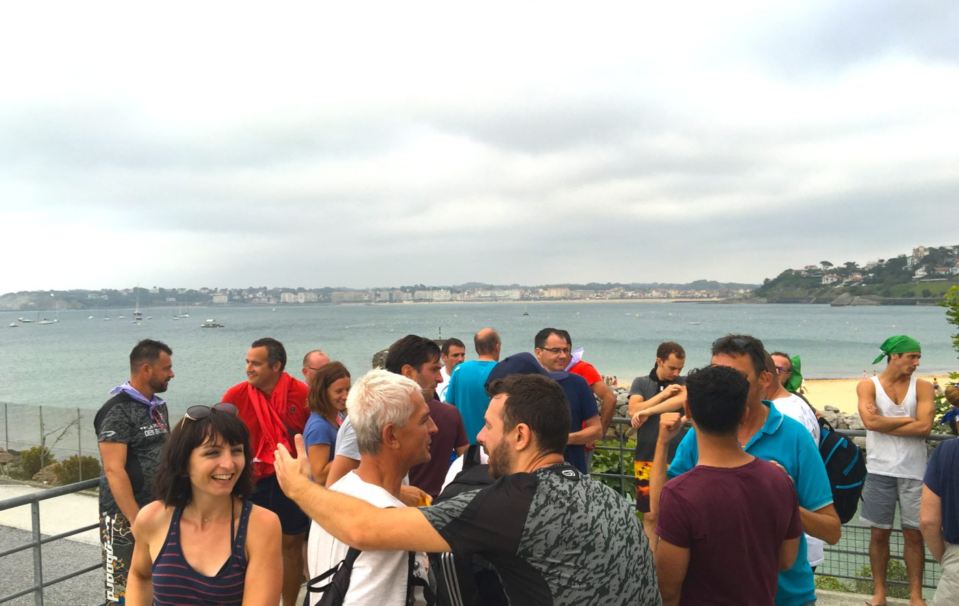 seminaire activite team building-incentive-chasse au tresor saint jean de luz degustation-gastronomique pays basque agence evenementielle erronda