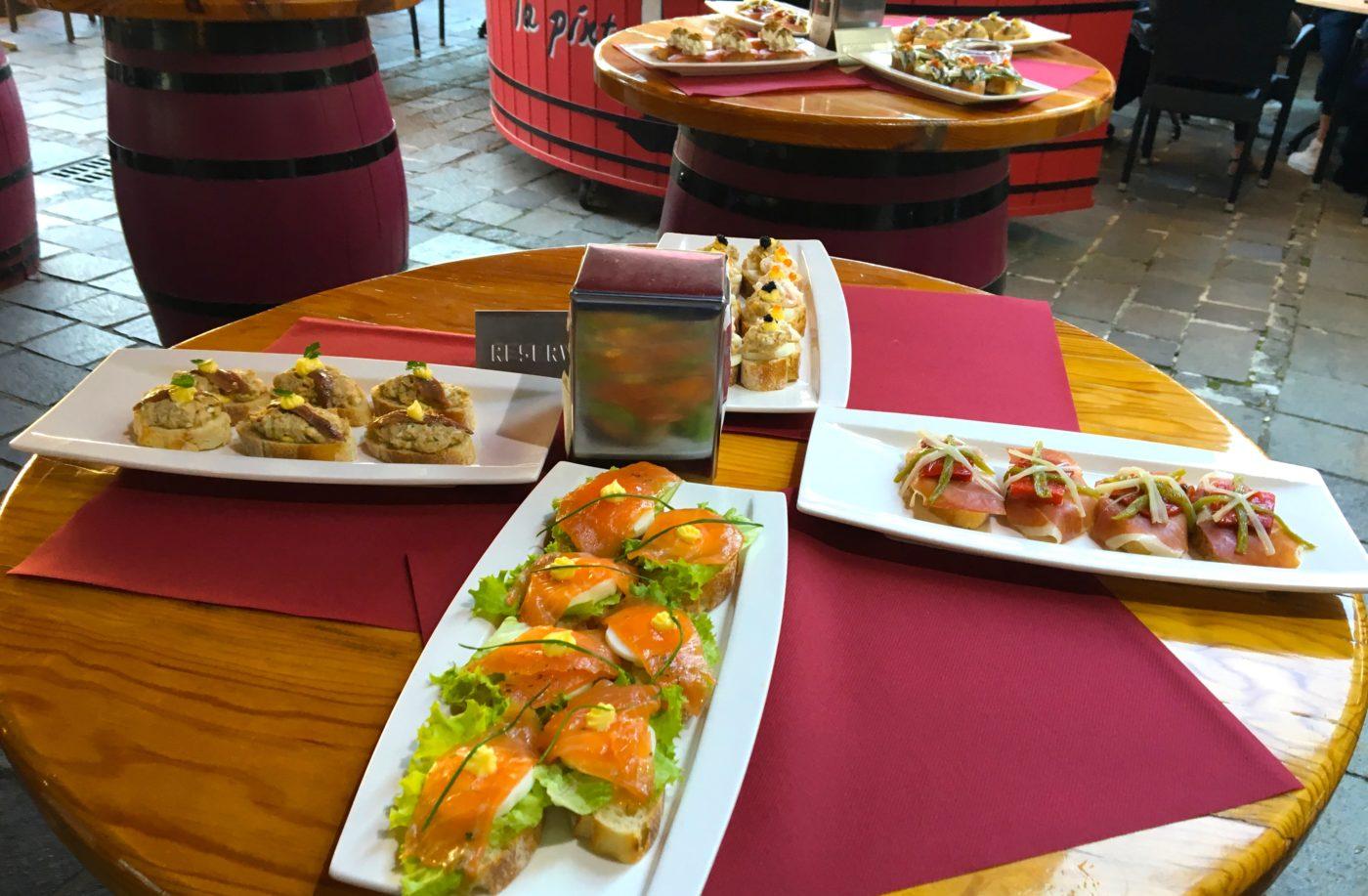 Seminaire pays basque saint jean de luz croisiere degustation vin egiategia grand hotel loreamar agence-evenementielle receptive voyage pays basque erronda