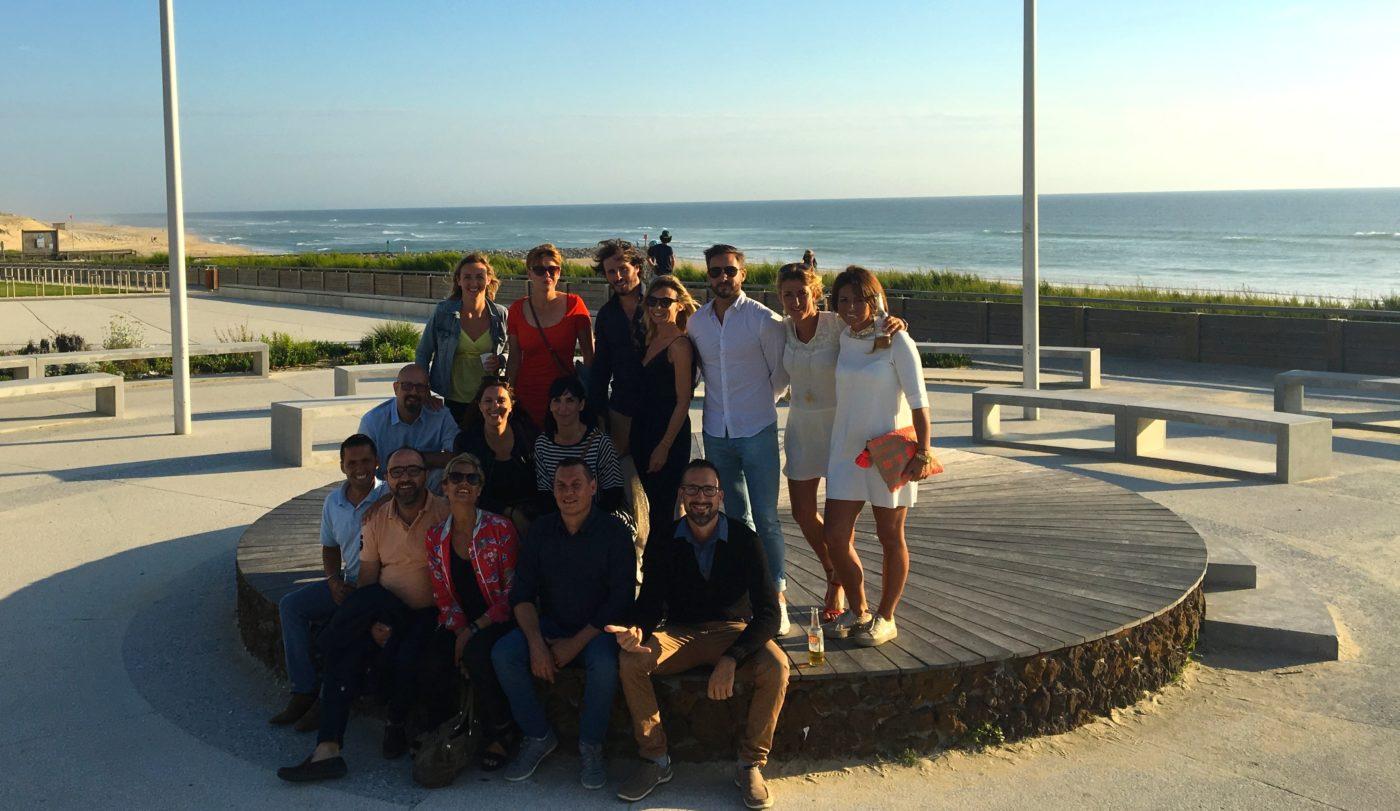 seminaire pays basque landes mimizan gastronomie team building incentive char a voile 40 landes agence evenementielle erronda biarritz saint sebastien