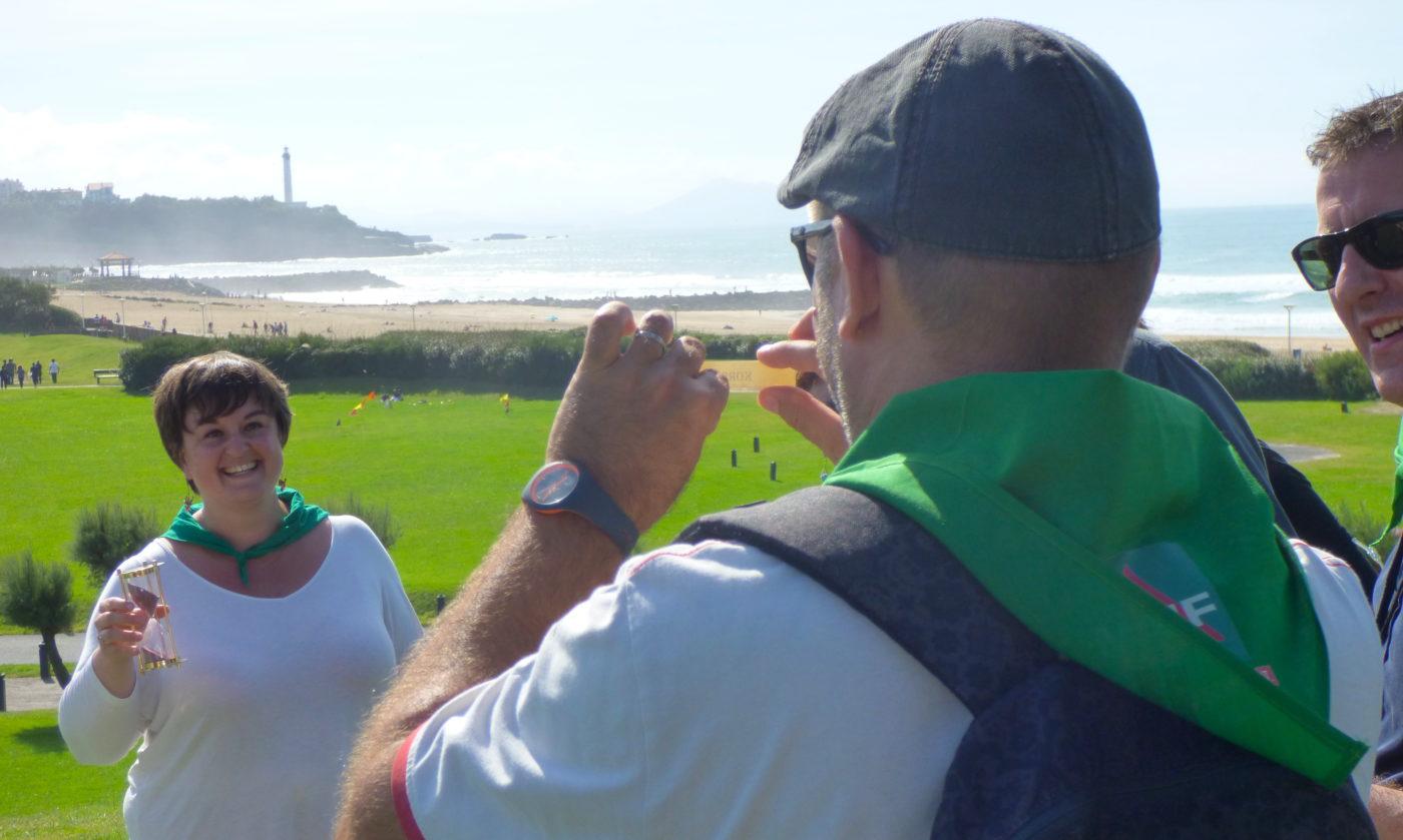 Seminaire biarritz activite team building anglet incentive corsaires basques agence voyage evenementielle erronda