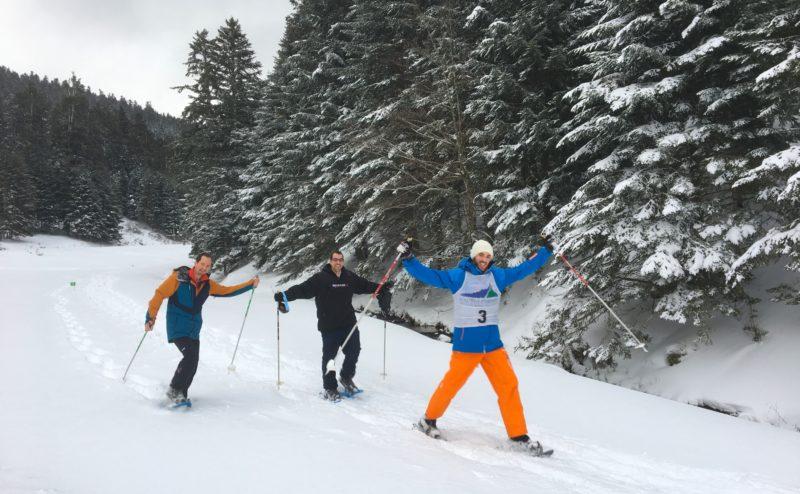 incentive seminaire pyrenees Incentive pays basque Team building pyrenees Biathlon laser team buiding la mongie saint lary baqueira formigal Payolle agence evenementielle erronda pic du midi
