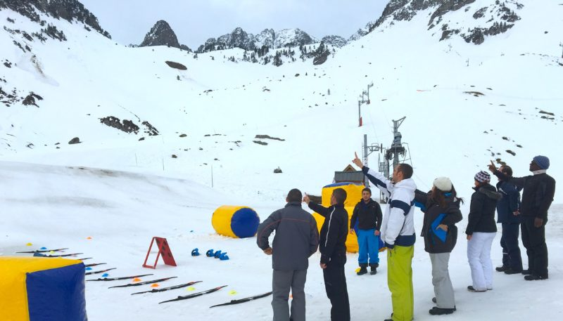 Seminaire-congres-pic-du-midi-pyrenees-team-building-incentive-agence-evenementielle-agence-erronda-la-mongie-baqueira-formigal-challenge-luge-biathlon