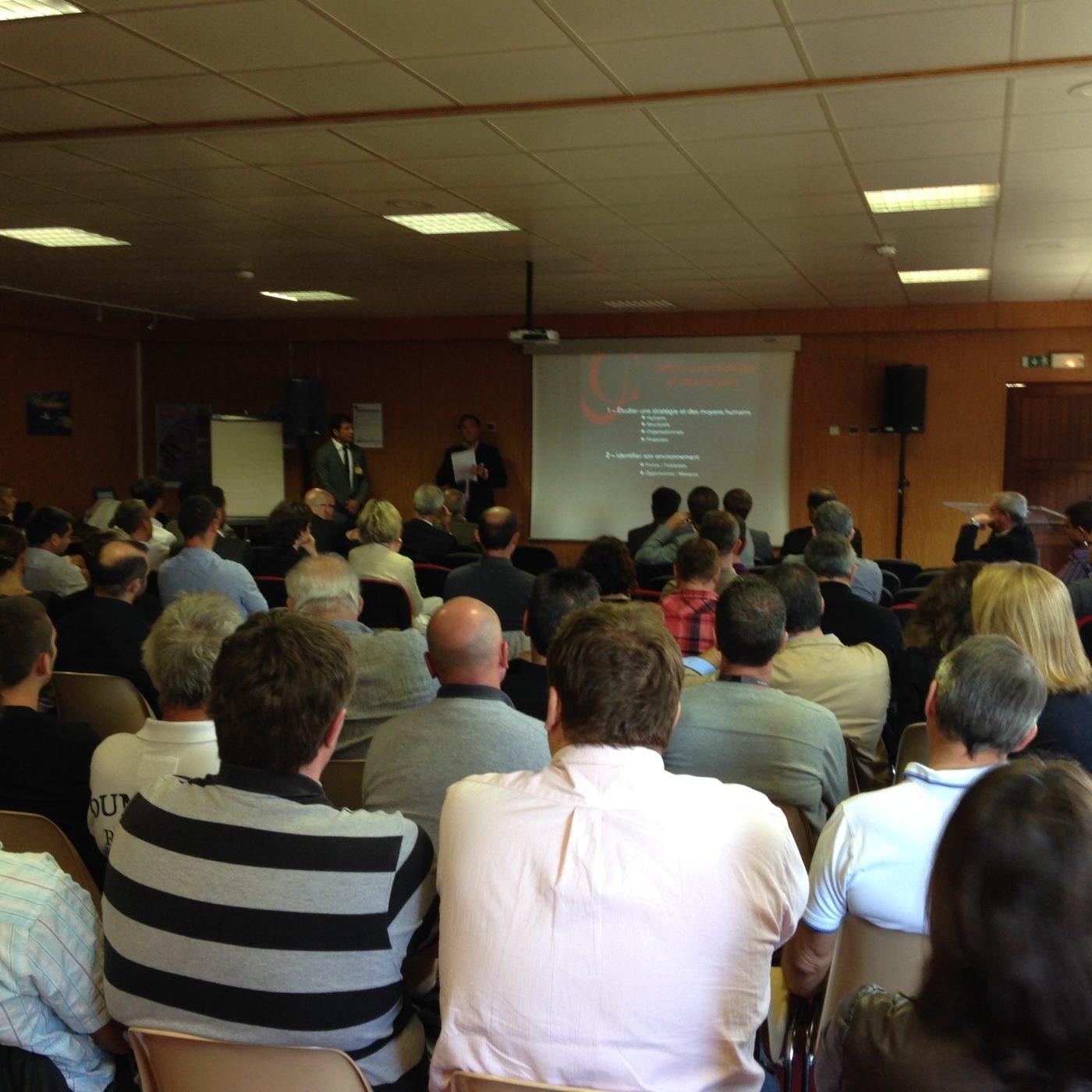 Intervention sportif haut niveau marc lievremont conférence coaching pays basque sud ouest bordeaux toulouse
