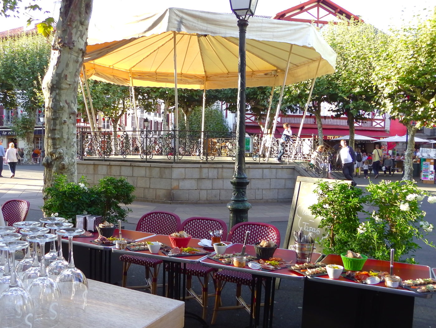 seminaire gastronomie saint jean de luz pays basque incentive agence-evenementielle pays basque erronda