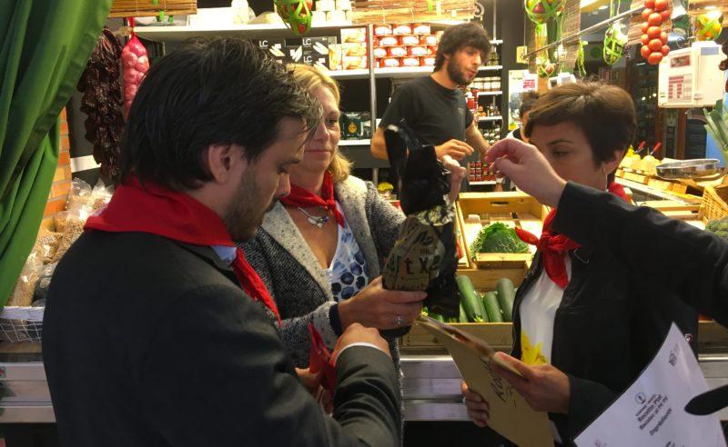 seminaire team building gastronomique cuisine cours de cuisine pays basque san sebastian saint sebastien tapas incentive basque culinary center challenge chef-agence evenementielle erronda