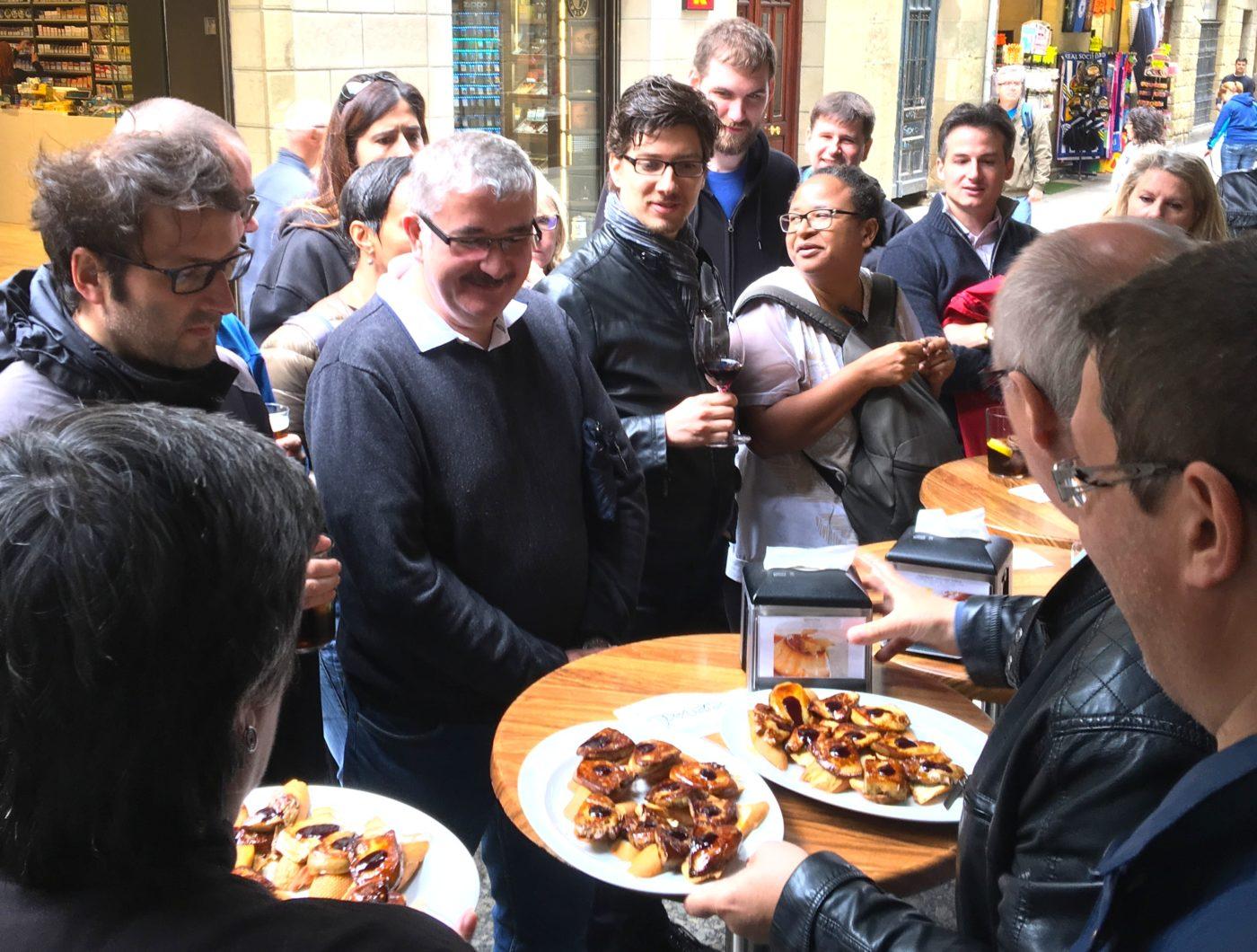 Seminaire Pays Basque erronda agence evenementielle biarritz hendaye Saint sebastien surf initiation pelote basque tapas societe gastronomique croisiere regate-1