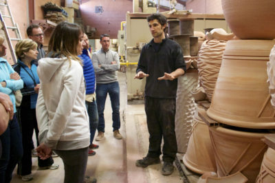 seminaire pays basque biarritz artisan visite voyage conference intevention creation-artistique artisans artistes agence evenementielle erronda-