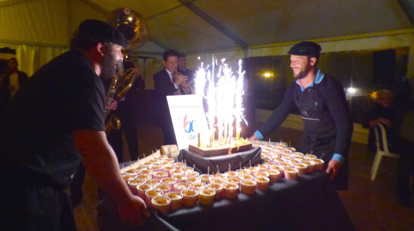 Seminaire incentive commercial direction force de vente gironde lot et garonne tourne broche soiree basque soiree anniversaire agence voyage evenementielle erronda