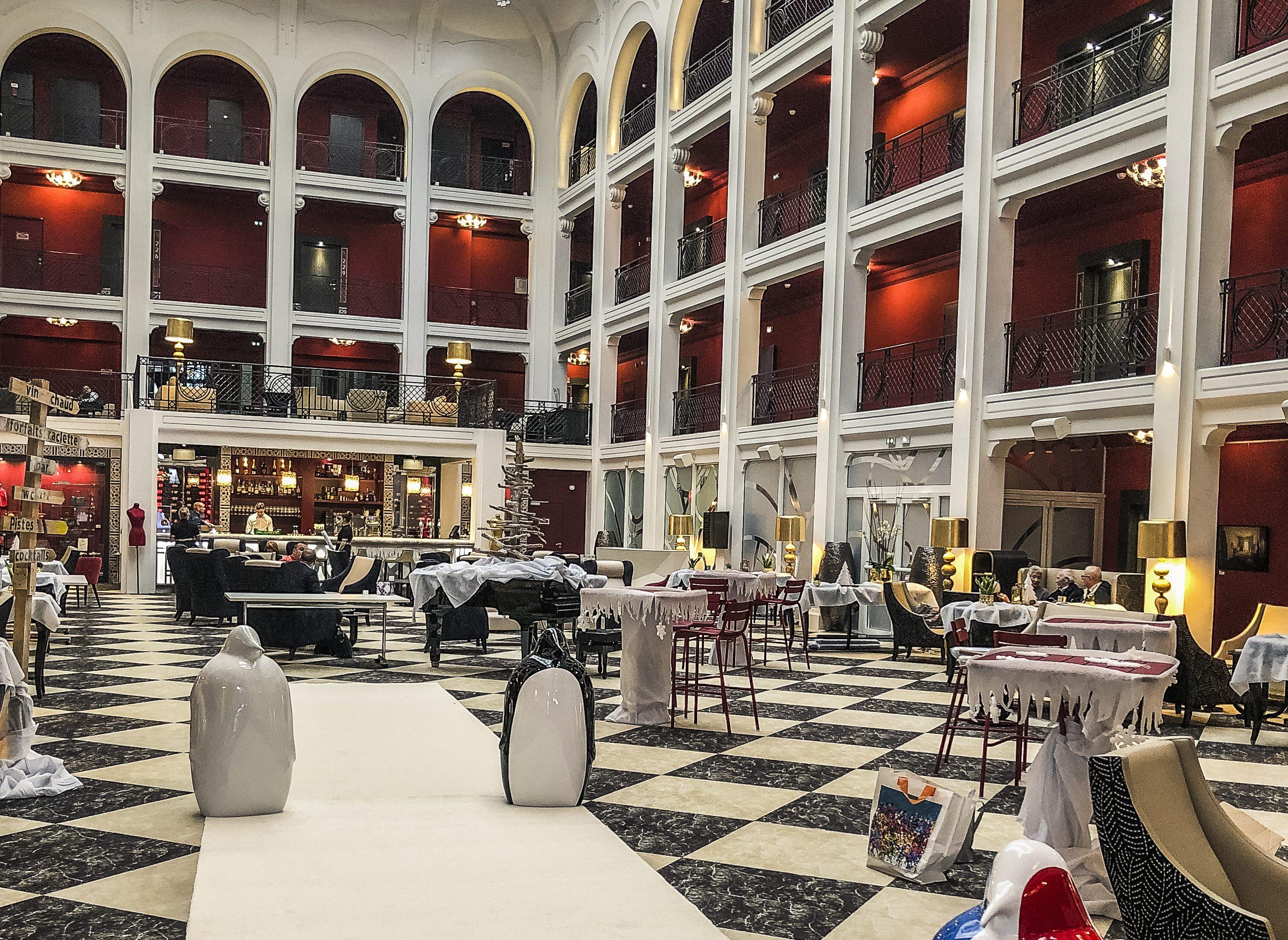 agence événementielle réceptive voyage pays basque erronda séminaire team building event Biarritz hôtel Regina