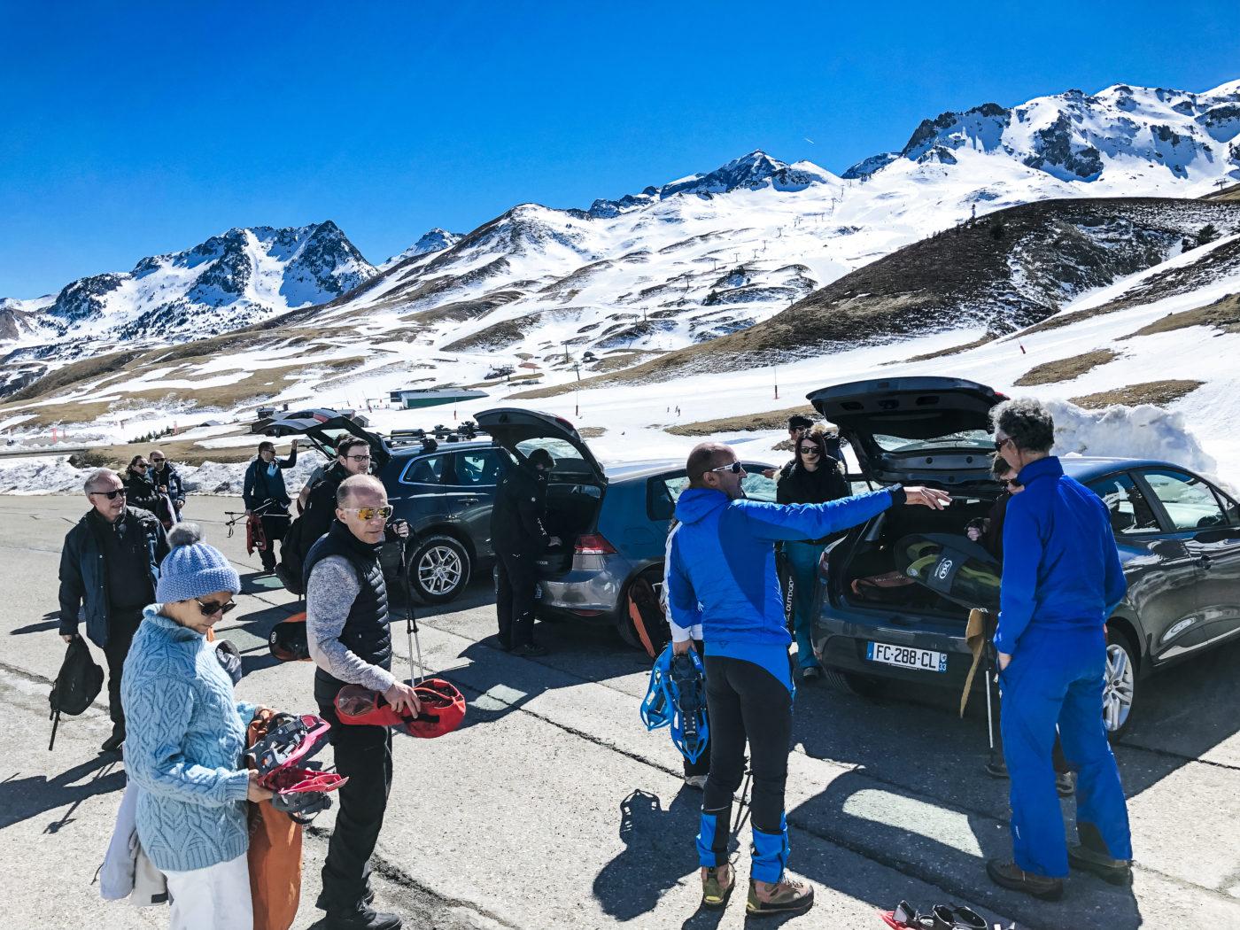 agence événementielle réceptive voyage pays basque erronda séminaire team building saint jean de luz formigal montagne raquettes portalet