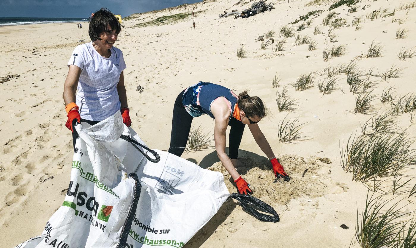 agence de voyage évènementielle pays basque landes Incentive nature foret plage Koh lanta team building yoga course d'orientation