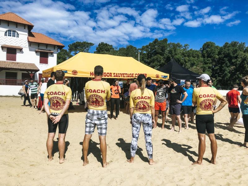 agence evenementielle pays basque erronda seminaire team building incentive event saint jean de luz hossegor landes plein air ocean lac sauvetage cotier course orientation