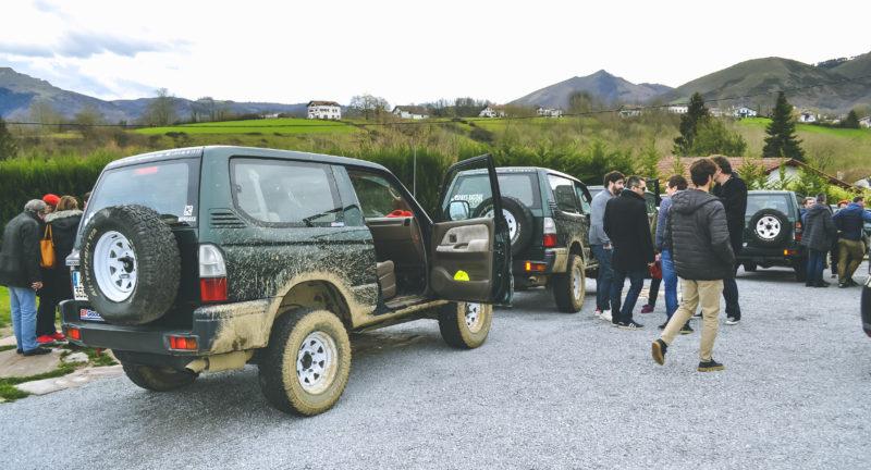 agence evenementielle receptive pays Basque erronda seminaire team building incentive event saint jean de luz biarritz sare randonnee rallye aventure 4x4