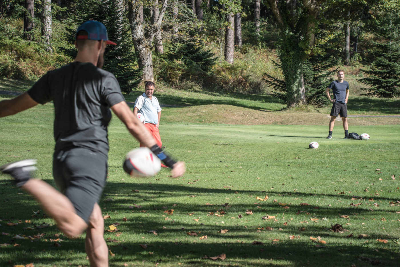 Événement Rugby Golf IRPB 2019 Chantaco Pays basque Agence Erronda
