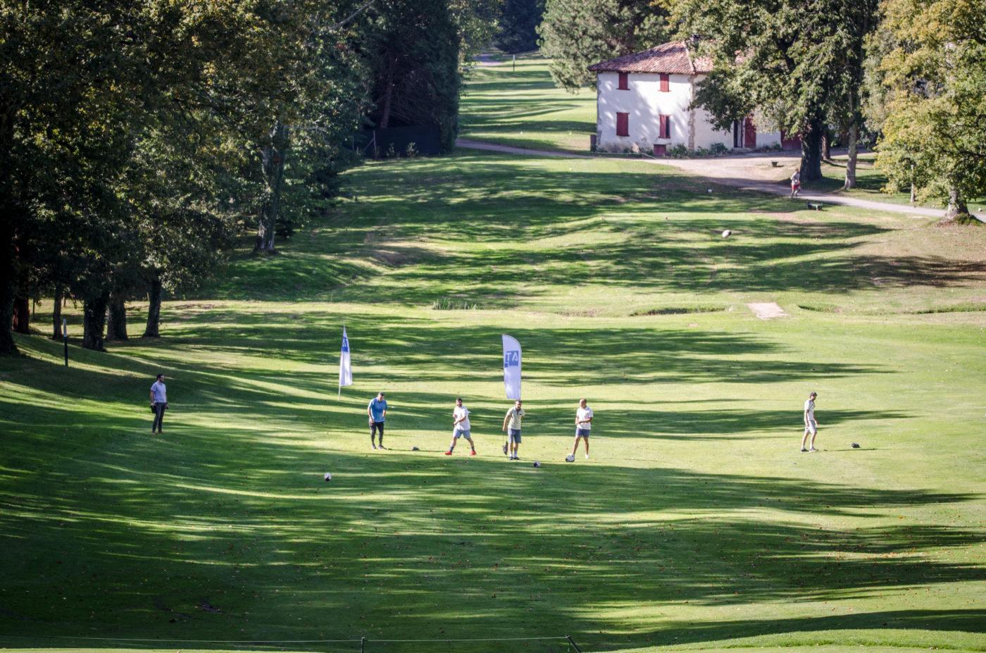 Événement Rugby Golf IRPB 2019 Chantaco Inter réseau Pays basque Agence Erronda