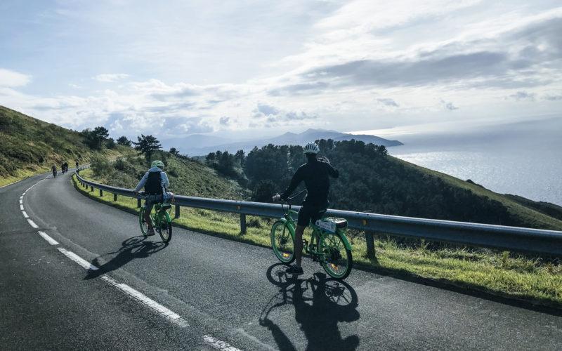 agence evenementielle receptive pays basque erronda seminaire team building incentive event saint jean de luz San Sebastian baie concha randonnée rallye vélo électrique