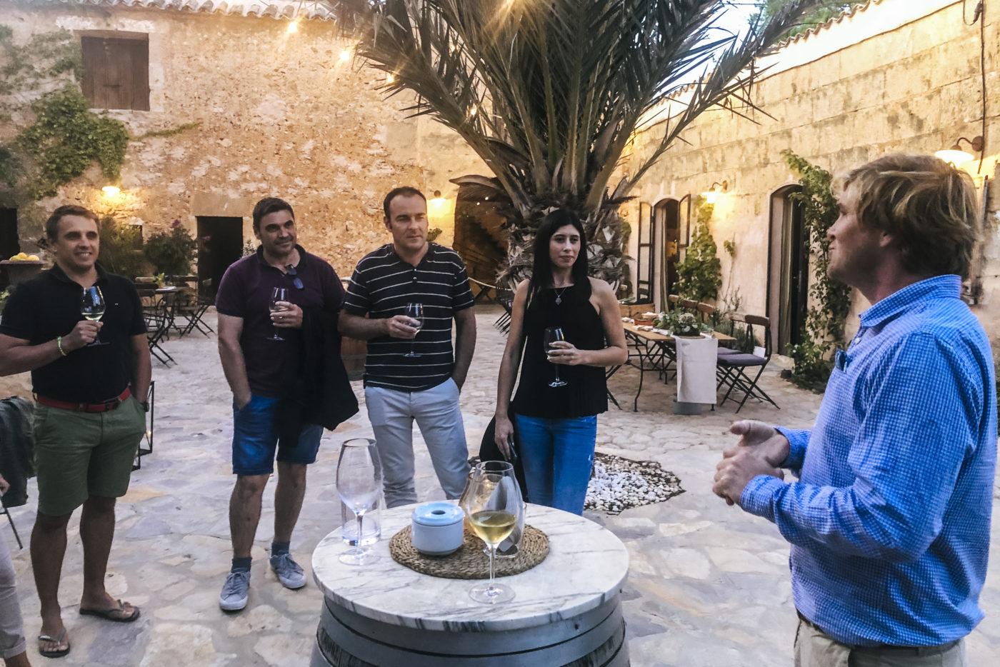 agence evenementielle receptive pays basque erronda seminaire team building incentive event baléares Majorque Mallorca réunion quad cours cuisine apéro