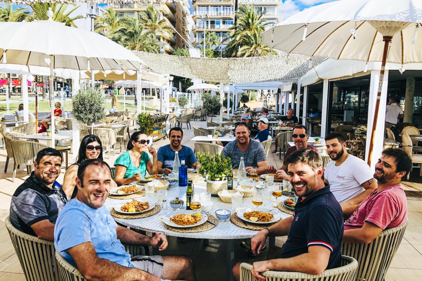 agence evenementielle receptive pays basque erronda seminaire team building incentive event baléares Majorque Mallorca réunion quad gastronomie