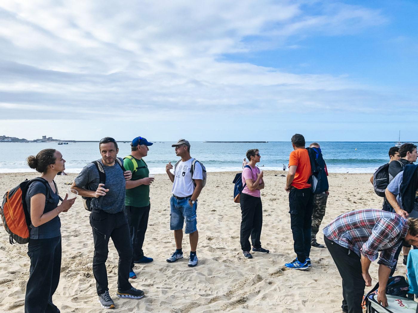 agence evenementielle receptive pays Basque erronda seminaire team building incentive event saint jean de luz ascai sare rhune raid randonnee mer montagne canoe quad treck picnic