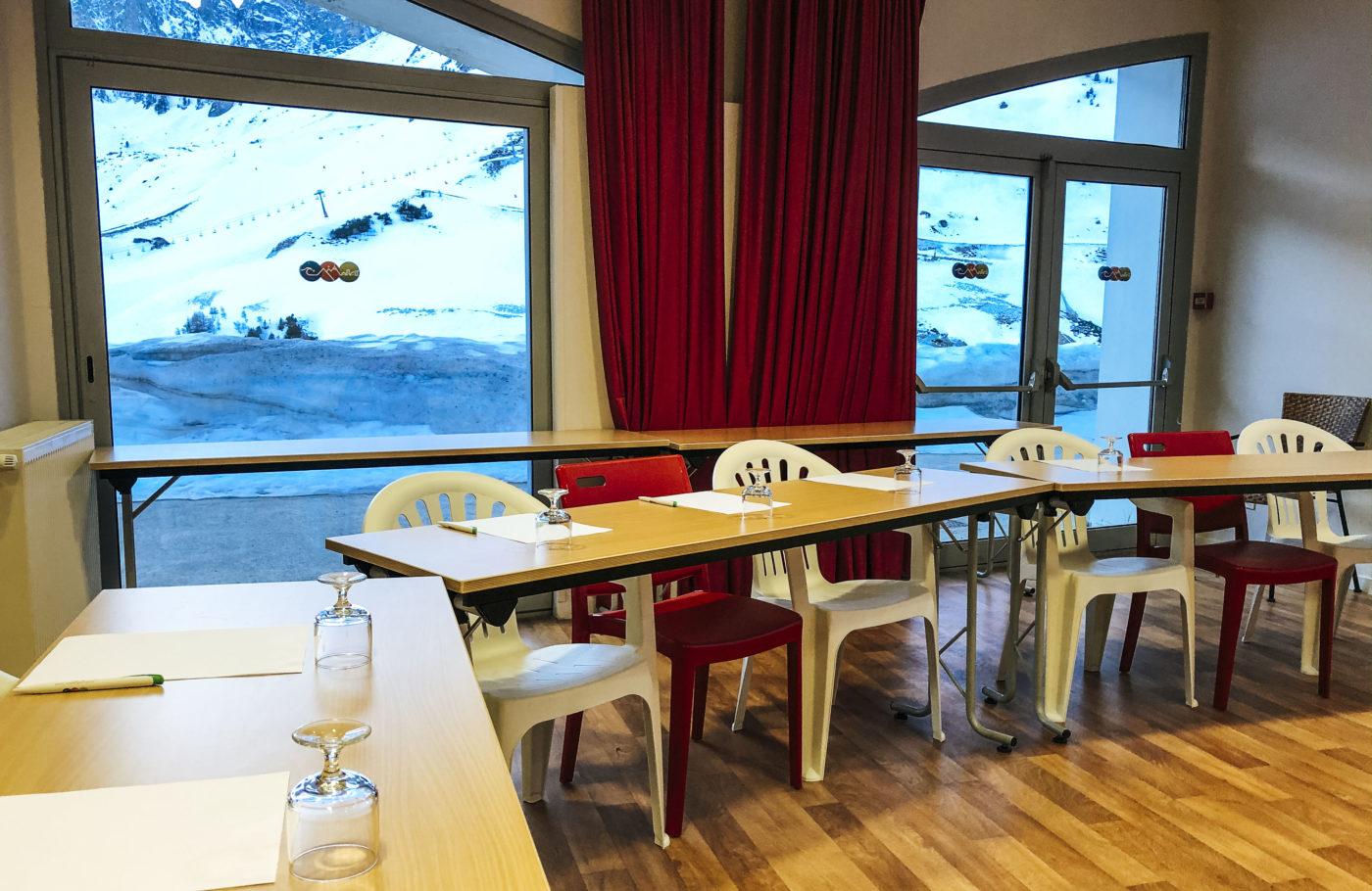 agence evenementielle receptive pays basque erronda seminaire team building incentive event la Mongie pyrénées salle réunion