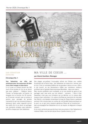 chronique voyage agence erronda evenementielle voyages pays basque san sebastian